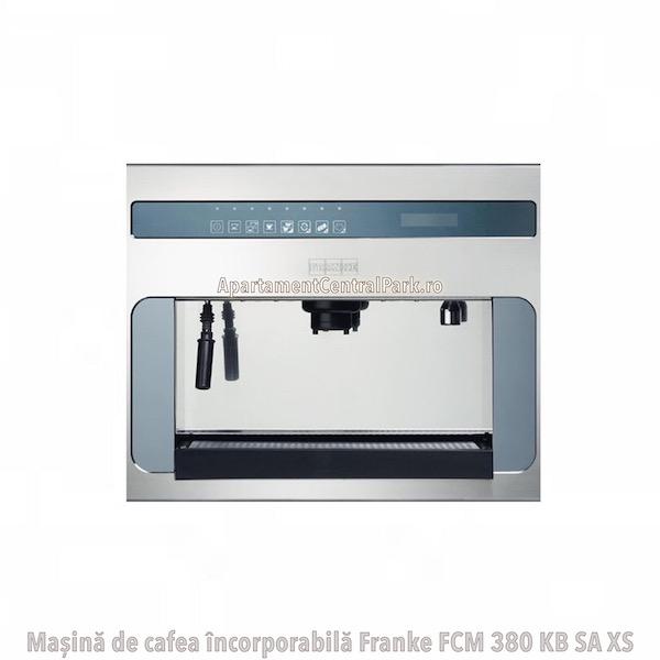 Masina de cafea incorporabila Franke FCM 380 KB SA XS