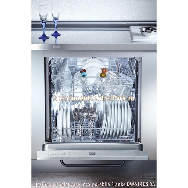 Masina de spalat vase incorporabila Franke DW614DS 3A